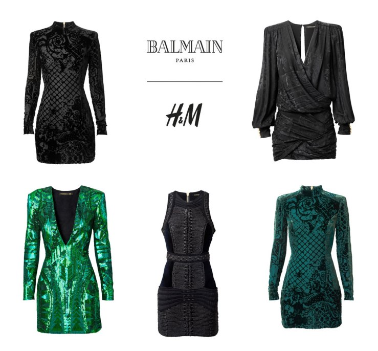 HM-Balmain-party